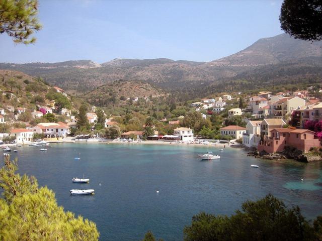 Assos, Greek Islands