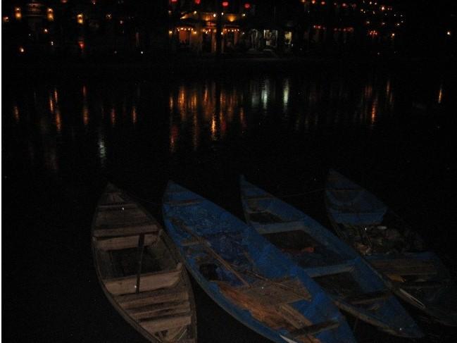 Hoi An boats