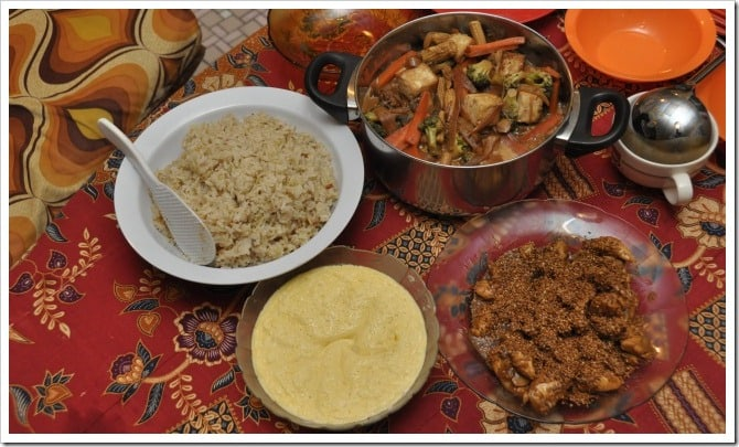malacca-dinner