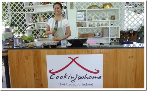 Cooking@home school