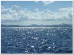 Sun sky and sea in Palawan