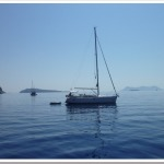 Sailing around the Greek Islands: a photo essay