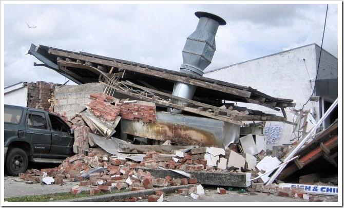 Chch earthquake Feb 2011