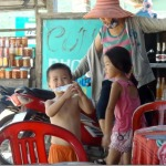 The kids of South East Asia