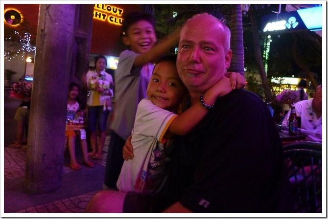 Hustled on the streets of Saigon