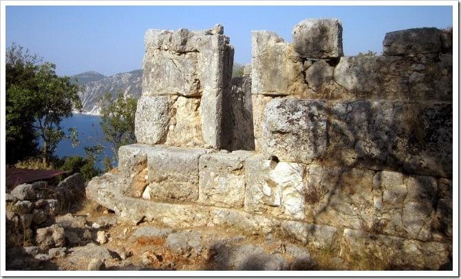 Ithaca ruins
