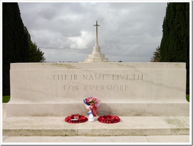 Remembering in Flanders Fields