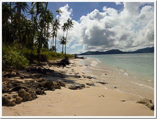 Island in Palawan