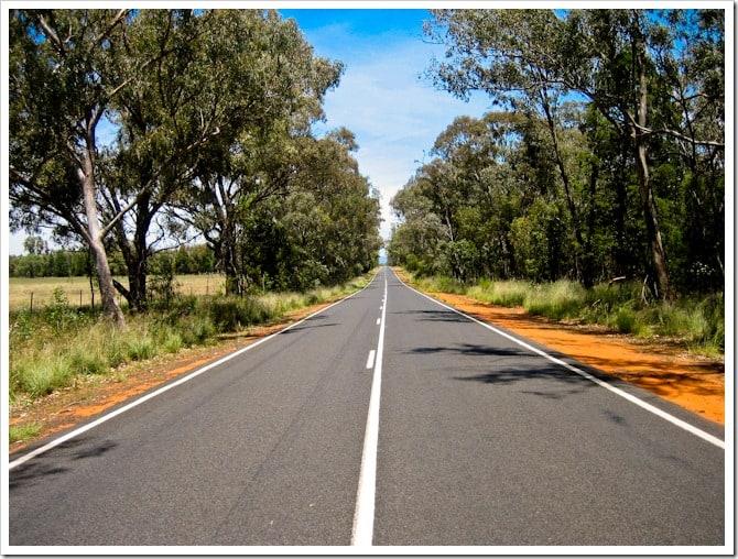 Road to nowhere, Australia