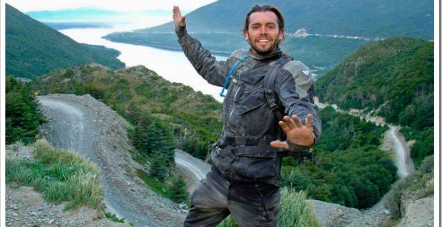 Steve Crombie, Lost on Earth
