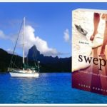 Swept book and yacht