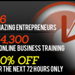 Hopes, dreams and a 72 hour entrepreneurship sale