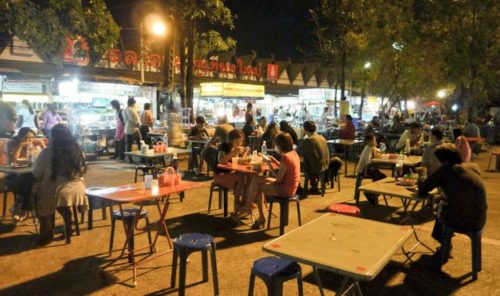 Chiang Mai gate night market