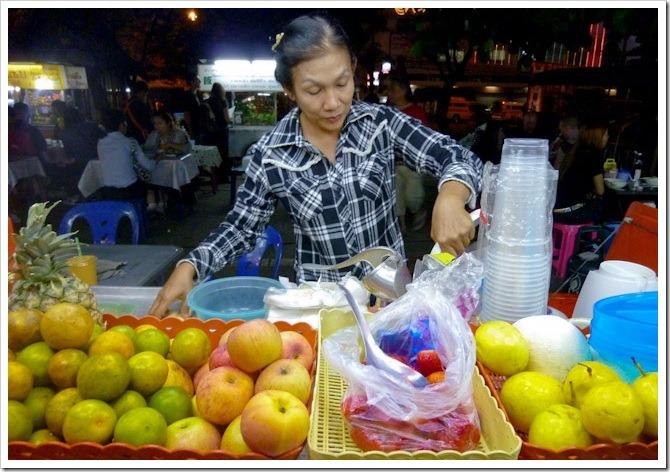Mrs Pa, Chiang Mai gate night market
