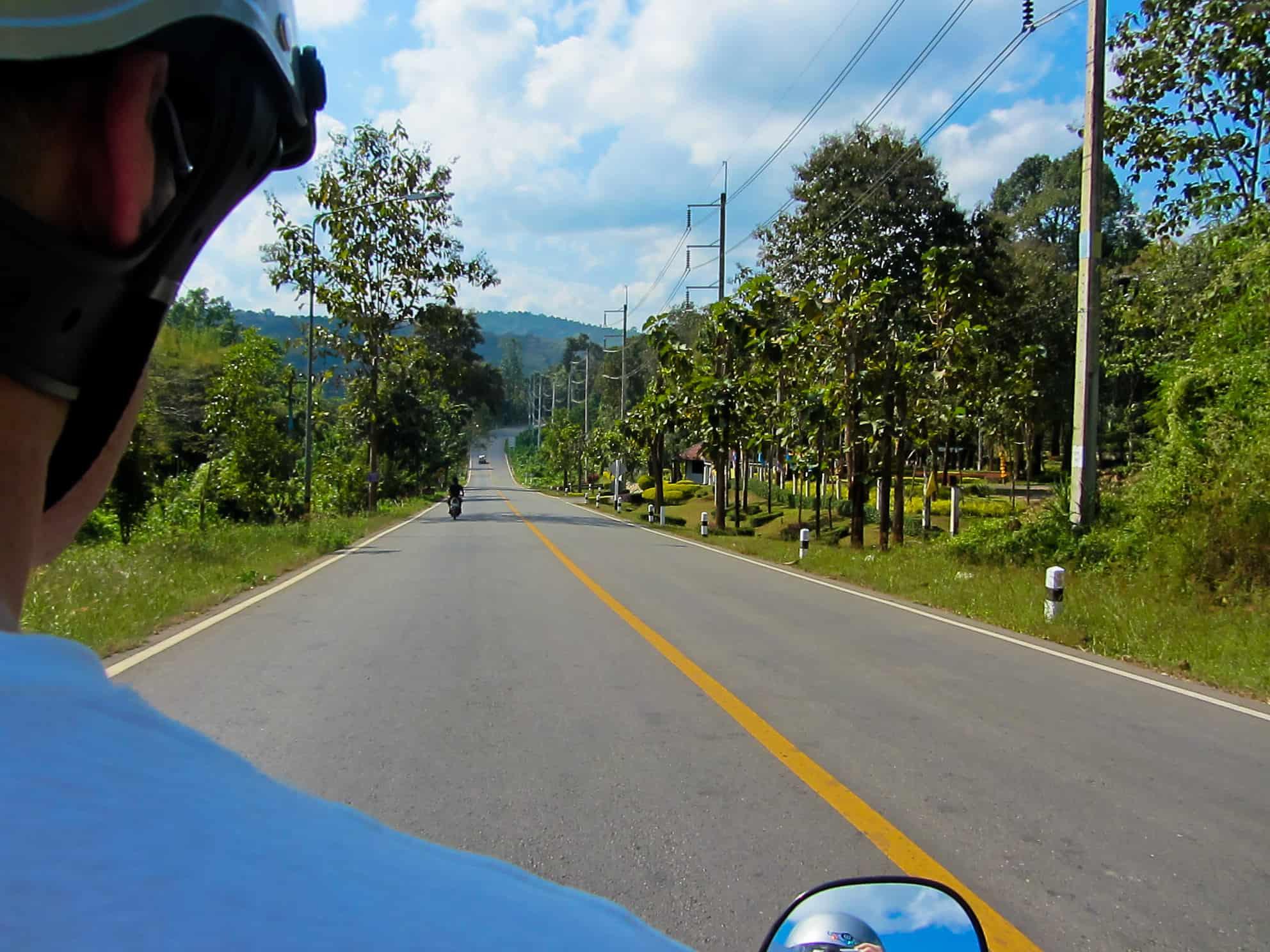 Eternal plastic roads