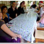Xmas lunch in Chiang Mai