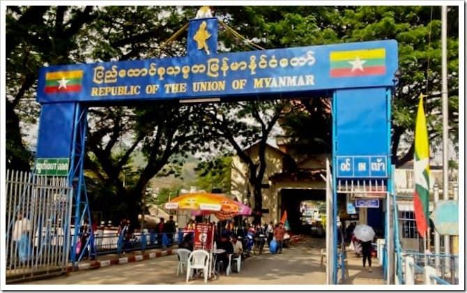 Burmese border