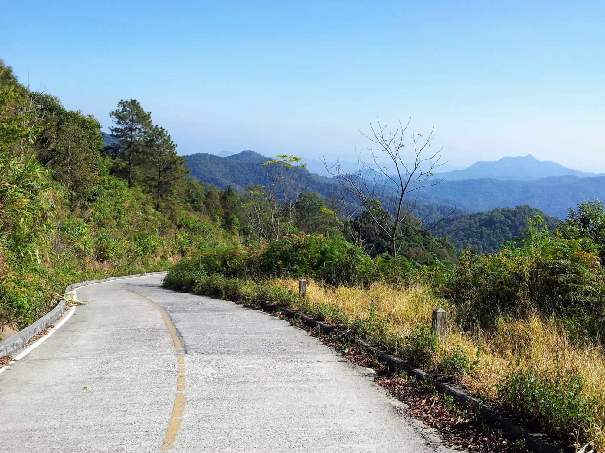 My Epic 8-Day Northern Thailand Motorcycle Road Trip