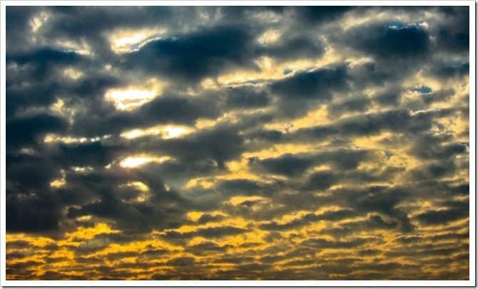 Sunrise in Phayao