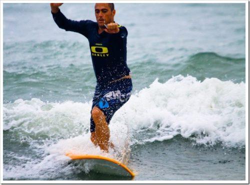 Surfing Dave