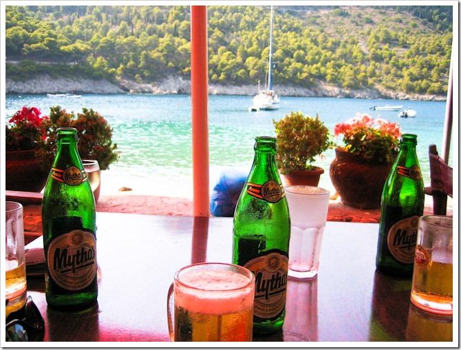 Mythos in the Greek Islands