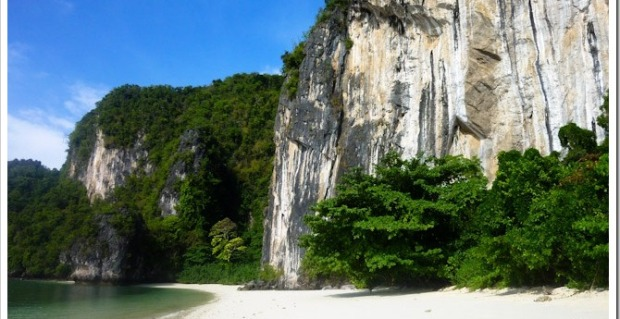 Perfect beach, Koh Hong