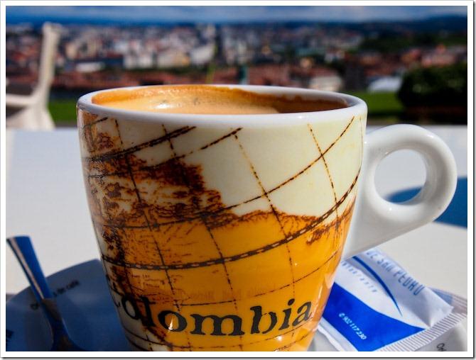 Coffee, La Coruna