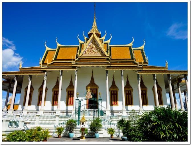Grand Palace, Phnom Penh