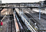 Southern Cross trainyards