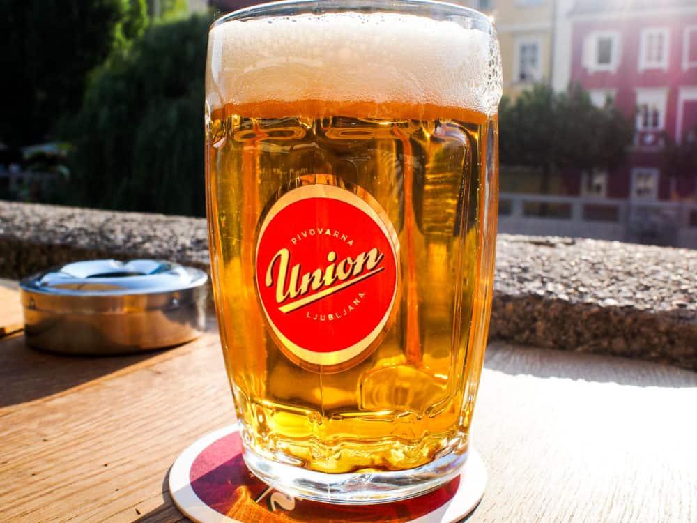 Ljubljana beer