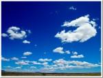 Big sky, Wyoming