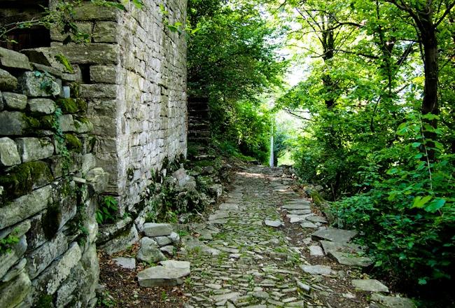 Piazzaga path 1