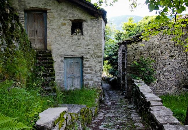 Piazzaga path 2