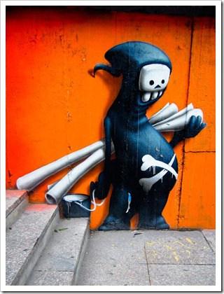 Graffiti, Bratislava