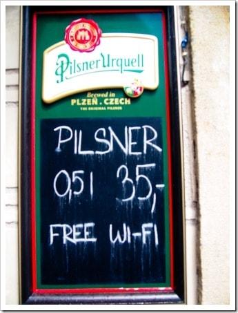 Jazz bar sign