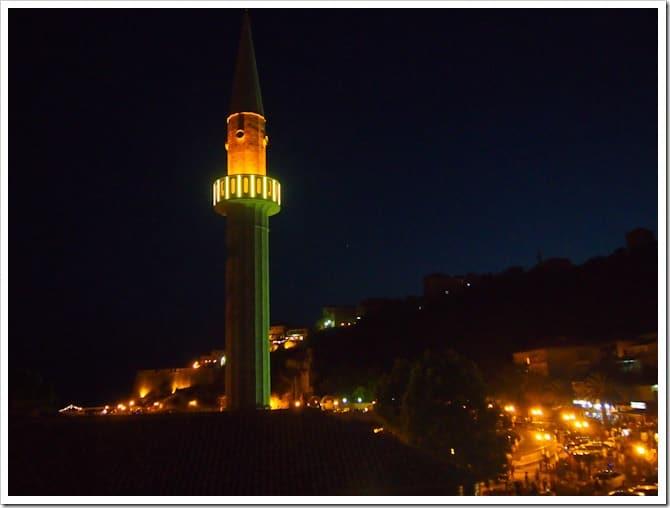 Mosque in Ulcinj