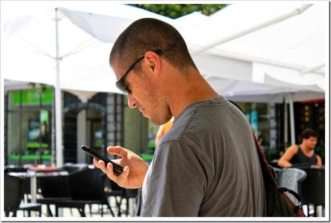 Phone Dave