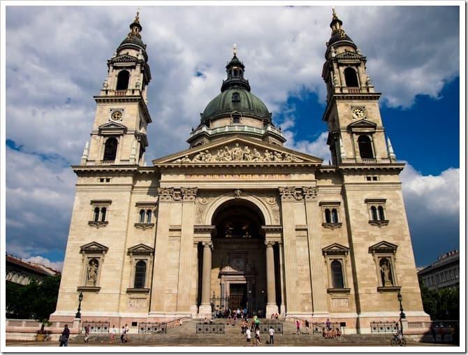 St Stephen's, Budapest