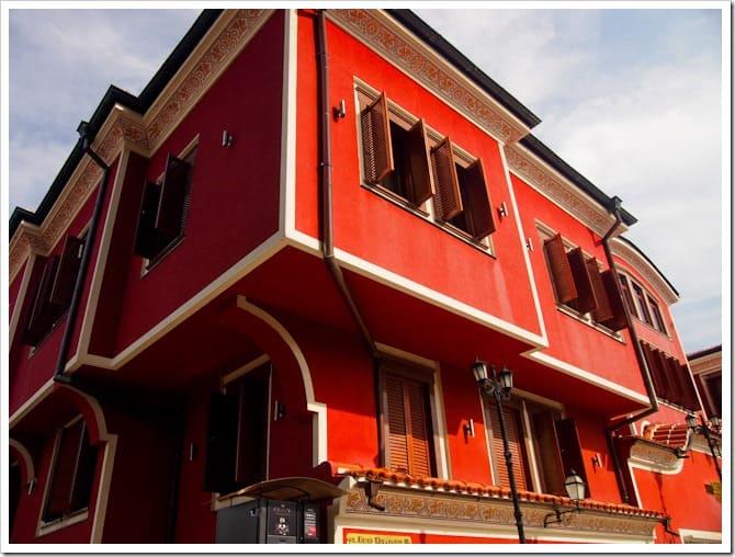 Plovdiv building