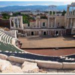 Plovdiv theatre