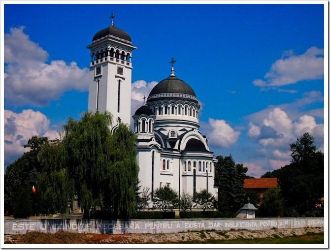 Sighisoara church