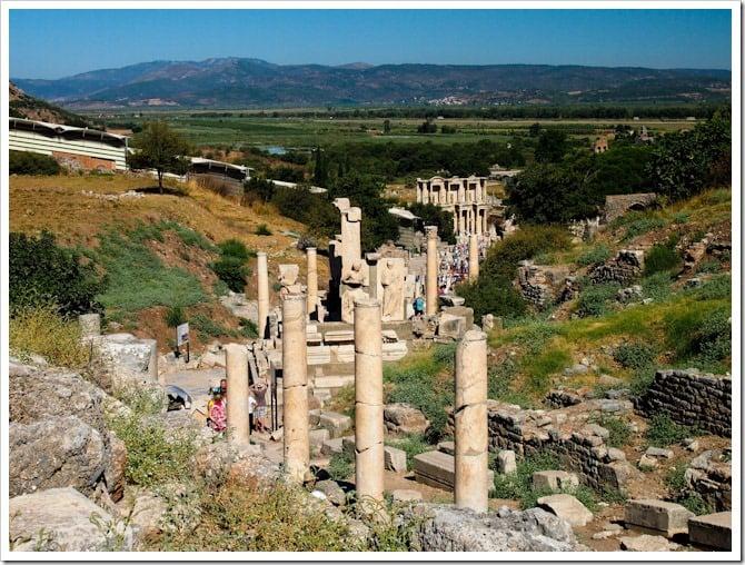 Ephesus view