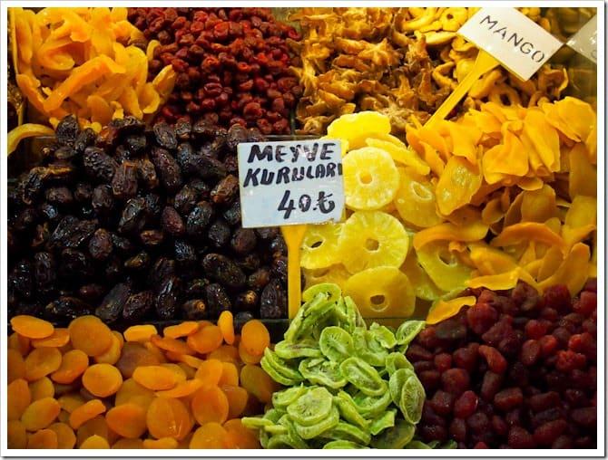 Spice Bazaar fruits