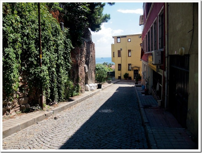 Street in Sultanahmet