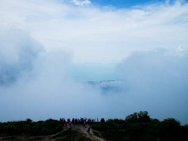 Bokor clouds