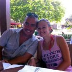 Dave and Lauren in Bali