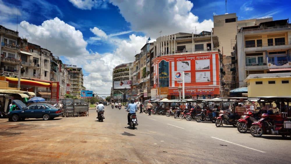 Sihanoukville street