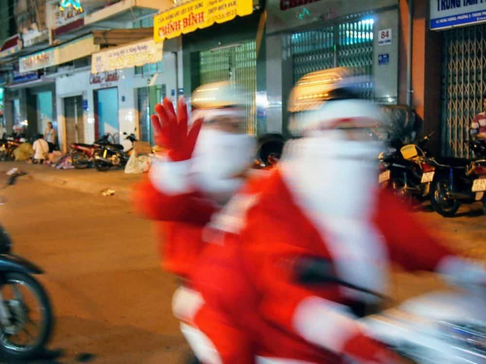 Scooter Santas