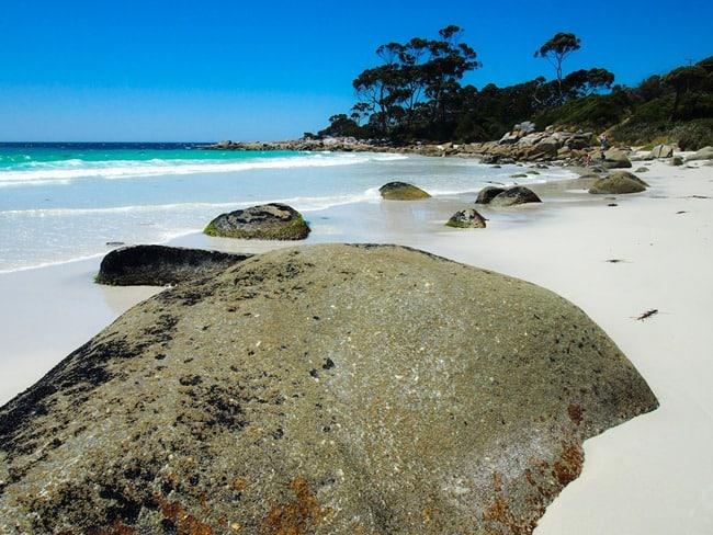 Binalong Bay rocks