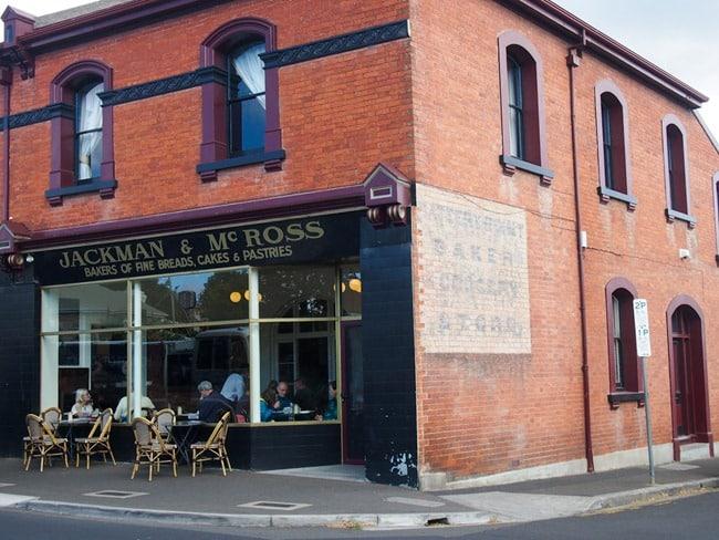Brick building, Hobart